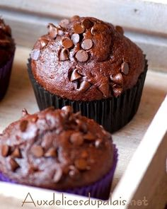 Easy Cake Recipes, Sweet Recipes, Cookie Recipes, Muffins Double Chocolat, Divine Chocolate, Tarte Fine, Cake Factory, Cake & Co, Anti Inflammatory Recipes