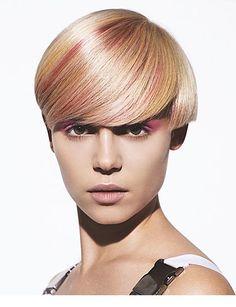 Hair: Saco Creative Team led by Richard Ashforth  Photography: David Oldham  Make-up: Andrew Gallimore  Clothing: Hasan Hejazi