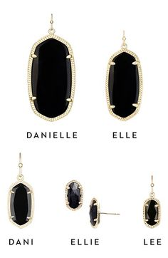 Kendra Scott 'Dani' Stone Drop Earrings | Nordstrom