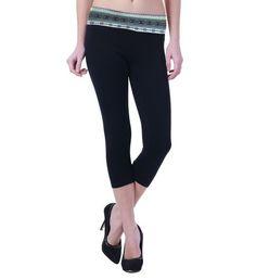 Buy Comfty Womens Capri With Printed WaistbandAA-CP-0020 at 56% off Online India at Kraftly - COWOCA16868KYZ162823
