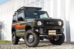 Suzuki Jimny, Japanese Cars, Glamping, Cars And Motorcycles, Samurai, Jeep, Vehicles, Mini, Ideas