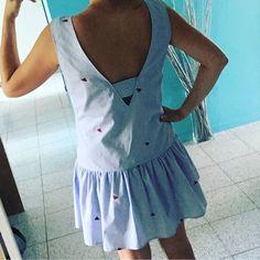 #JadeLAP #louiseantoinette @louisantoinetteparis #passioncouture #cousettedujour #tissupasteque @mondialtissus Couture, Summer Dresses, Instagram, Fashion, Dress, Moda, Summer Sundresses, Fashion Styles, Haute Couture