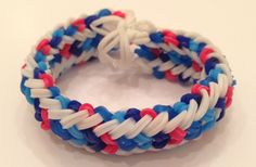 sandylandya@outlook.es  How To Make The Mini Snake Belly Rainbow Loom Bracelet Part 2 of 2