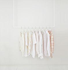 #Inspiration - #Closet - #Dressing - #Vetements - #Nordique - #Scandinave - #Nordic - #Scandinavian - #Decoration