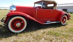 1931 Chrysler CM6 Roadster