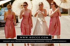 Most Trusted Name in Bridal & Bridesmaid Dress Alterations in Kitchener-Waterloo: Nocce Bridal Alteration Bridal Alterations, Dress Alterations, Wedding Bridesmaid Dresses, Prom Dresses, Formal Dresses, Bridesmaids And Mother Of The Bride, Bride Gowns, Bride Groom, Nice Dresses