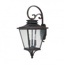 3 Light Outdoor Wall Lantern