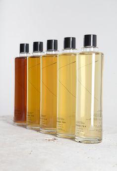 Kollo Luxury Teas: Simple yet Elegant — The Dieline - Branding & Packaging Design