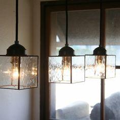 ステンドグラス照明 ステンドグラスライト picclaクリア