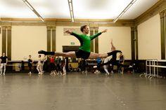 Ballet San Jose dancer Joshua Seibel. © Quinn Wharton Photography. #dancing #ballet