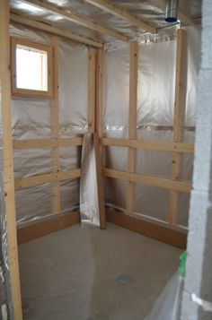 Sauna House, Sauna Room, Building A Sauna, Sauna Shower, Indoor Sauna, Portable Sauna, Sauna Heater, Shed Construction, Workout Room Home