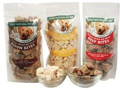 Only Natural Pet All Meat Bites Wild Salmon 1.7 oz. These 100% all meat, wild caught salmon treats are a delicious delicacy.