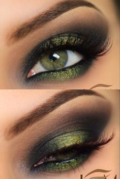 Perfect ideas for green eyes - Make-up ideas - # ideas . - Perfect ideas for green eyes – Make-up ideas – # ideas You are - Makeup Goals, Makeup Inspo, Makeup Art, Makeup Inspiration, Makeup Tips, Makeup Hacks, Makeup Ideas, Dead Makeup, Makeup Tutorials