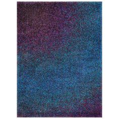 Purple in this one: Loloi Rugs Barcelona Twilight Rug & Reviews | Wayfair