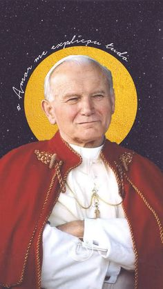 Catholic Quotes, Catholic Prayers, Catholic Art, Catholic Saints, Roman Catholic, Catholic Wallpaper, Papa Juan Pablo Ii, Pope John Paul Ii, Biblical Art