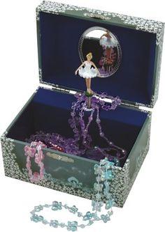 Childrens Midnight Ballerina Music Box