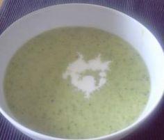 Rezept Zucchinicremesuppe Rezept des Tages vom 5.9.2014 von bininanny - Rezept der Kategorie Suppen