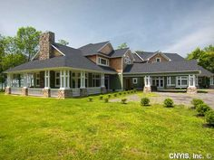 xx County Route 57 Lyme, NY 13693  Bedrooms:  4  Baths:  4 Full  Sq Ft:  4,650  Acres:  4.40  Year Built:  2007