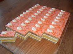Orange-honey cuts