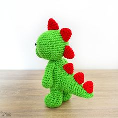 ***THIS IS A CROCHET PATTERN, NOT THE ACTUAL TOY*** English Pattern Only. This pattern uses US Crochet Terms. The file contains a chart to show the conversions to UK Crochet Terms. COUPON CODES: 10% OFF when you spend $15 or more. Use coupon code: YARN10 15% OFF when you spend $25 or