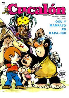 Children's Comics, Historia Universal, Chile, Book Art, Comic Books, Cartoon, Retro, Drawings, Festivals