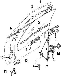 geo tracker top geo tracker body parts diagram sonny s stuff 1992 geo tracker door parts · component diagramchevy