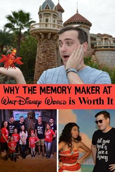 If you are like me, and love to have a lot of pictures to bring home from Disney, then the Memory Maker is a definite purchase!