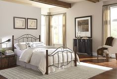 Cassidy Headboard or Complete Bed