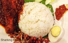Nasi Lemak from Little Penang Kafe    http://www.chowzter.com/fast-feasts/asia-pacific/Kuala%20Lumpur/review/Little-Penang-Kafe/Nasi-Lemak/5946_6024