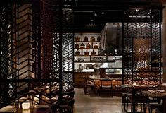 AME Restaurant by Munge Leung 16 20 images of restaurant interiors from modern European style Japanese style