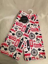 Awesome Cynthia Rowley Set Dish Tea Kitchen Towels London Scene NWT 100% Cotton