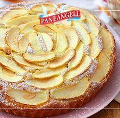 Ideas For Cheese Cake Decoration Beautiful Apple Recipes, Sweet Recipes, Real Food Recipes, Yummy Food, Apple Deserts, Cheese Cake Filling, Cupcake Cakes, Cupcakes, Italian Cake