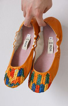 meherkakalia / handmade shoes