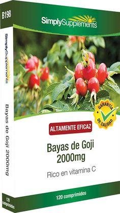 Suplementos de Bayas de Goji    Las bayas de Goji están llenas de nutrientes y antioxidanes que pueden proteger al cuerpo y aumentar los niveles de energía de forma natural.   Fuente de polifenoles Excelente fuente de vitamina C Alimento muy nutritivo Extractos estandarizados