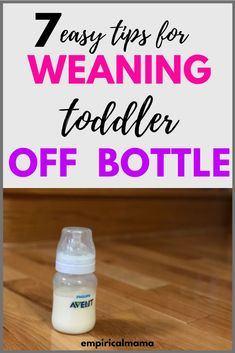 Weaning Toddler, Baby Weaning, Weaning Breastfeeding, Breastfeeding And Pumping, Weaning From Bottle, Toddler Bottles, Getting Baby To Sleep, Toddler Bedtime, Good Parenting
