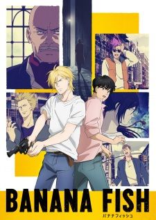 Looking For Information On The Anime Banana Fish Find Out More With Myanimelist The World S Most Active Online Anime And Manga Commu Manga Covers Fish Banana