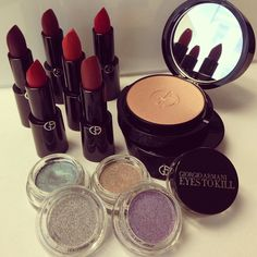 Our newest color crushes... #armani #Fall2013 #BNYFW