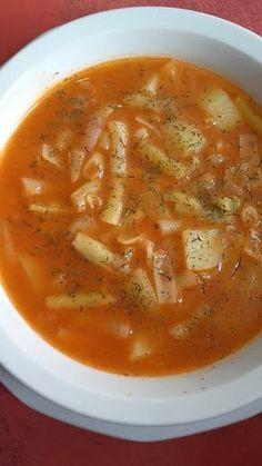 This no all / Disznóól - KonyhaMalacka disznóságai: Zempléni zöldbableves Thai Red Curry, Ethnic Recipes, Food, Essen, Meals, Yemek, Eten