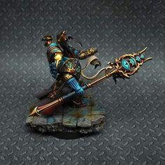 Thousand Sons, War Hammer, Space Marine, Warhammer 40k, Marines, Starwars, Hobbies, Miniatures, Change