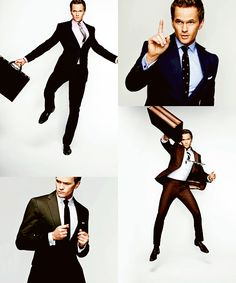 nothing suits him like a suit ;D