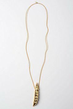 Sugarsnap Necklace, $298