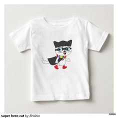 super hero cat t shirts