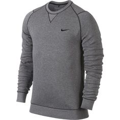 Nike Golf Range Crewneck Sweater Carbon HeatherBlack 2XL * Learn more by visiting the image link.