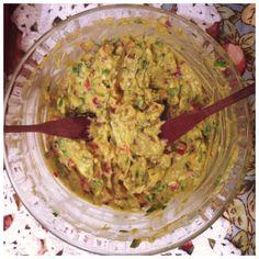 My guacamole, brazilian style ; p