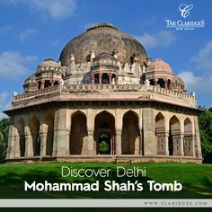 Set against the lush green surroundings of the Lodhi Gardens, the historic Mohammad Shah's tomb is our neighbour!   Contact our Concierge at +91 11 3955 5000 to help you organize a trip to this historic marvel.