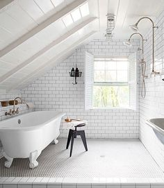 See more images from 11 converted attics that will make you want one! on domino.com