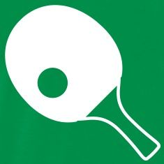 table tennis paddle T-Shirts
