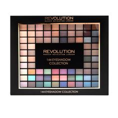 144 Eyeshadow Palette 2016 collection - CHRISTMAS