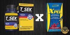 Suplementos Diuréticos. Comparativo Xpel e T_SEK. | Foco Fitness - Um acervo online acerca do Mundo Fitness
