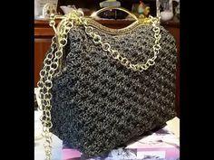 Crochet Designs, Crochet Patterns, Crochet Christmas Gifts, Photo Pattern, Crochet Handbags, Purse Patterns, Crochet Videos, Knitted Bags, Crochet Accessories